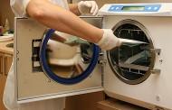 Esterilização por vapor saturado domina maioria dos processos