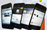 Portal Boas Práticas nas redes sociais em smartphones