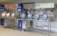 Aplicação de isoladores, qualificação do equipamento e processo de tratamento do ar