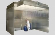 Cabines de pesagem e amostragem são fundamentais para o fluxo de produção