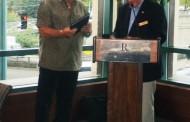 Randy Cotter, um dos pioneiros da norma ASME, é premiado