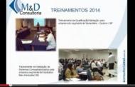 Assista à retrospectiva 2014 da M&D Consultoria
