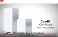 Conheça o purificador de ar City Range, da Camfil
