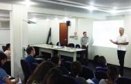 Delegados do ASME BPE no Brasil ministram treinamento sobre águas farmacêuticas para profissionais da COVISA