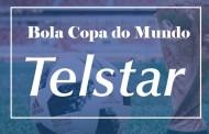 Telstar: a bola da Copa da Rússia