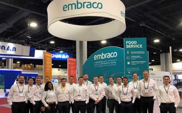 Embraco destaca o futuro da refrigeração natural na AHR Expo 2019