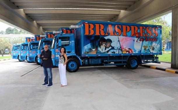 Braspress promete diminuição de custos logísticos para o mercado farmacêutico