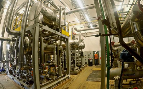 Mayekawa implementa no Brasil primeiro sistema industrial de CO2 Brine em nova fábrica de alimentos