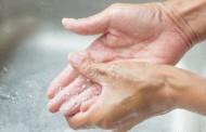 Lavar as mãos previne infecções
