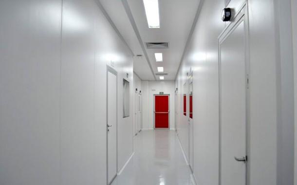 Soluções para ambientes controlados: Câmaras Frias