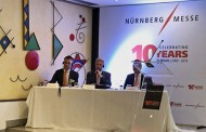 NürnbergMesse Brasil apresenta balanço positivo durante coletiva de imprensa em comemoração aos 10 anos no país