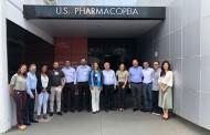 Anvisa participou de reunião com Farmacopeia Americana