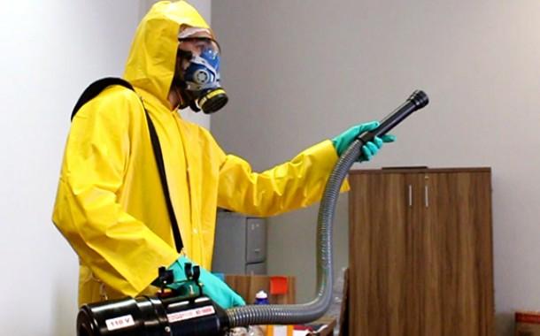 Desinfecção de ambientes corporativos pode salvar vidas em época de Covid-19