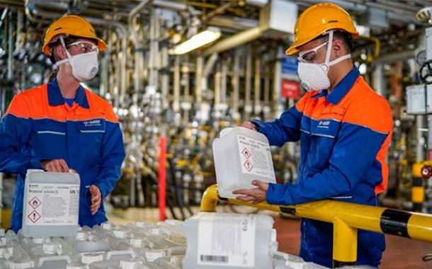 BASF apoia pesquisa de ingredientes ativos contra o vírus SARS-CoV-2