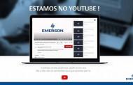 Emerson disponibiliza vídeos técnicos em seu canal de YouTube