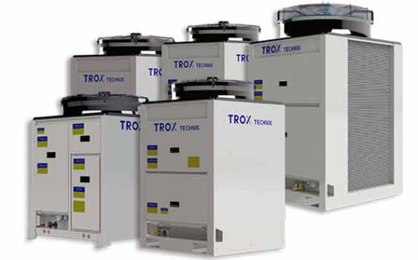 Nova Unidade Split de Alta Capacidade da TROX® Technik