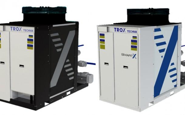 Chillers da TROX linha SmartX contará com modelo fixo