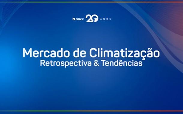 Em comemoração aos 20 anos no Brasil, Gree Electric Appliances realiza fórum sobre mercado de climatização e tendências na próxima terça-feira