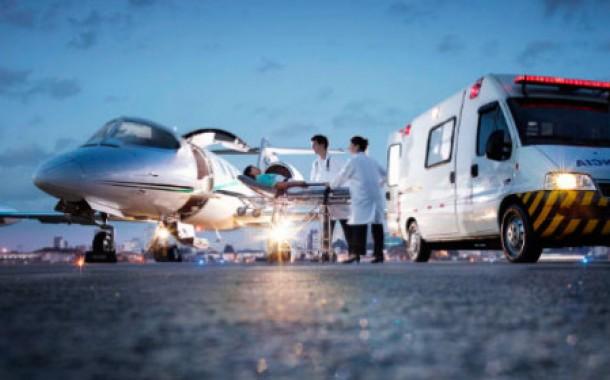 Aberta consulta pública para serviços de transporte aeromédico