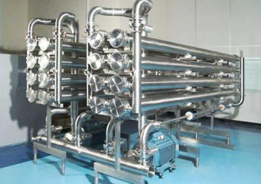 Operação e manutenção de sistema de Osmose Reversa