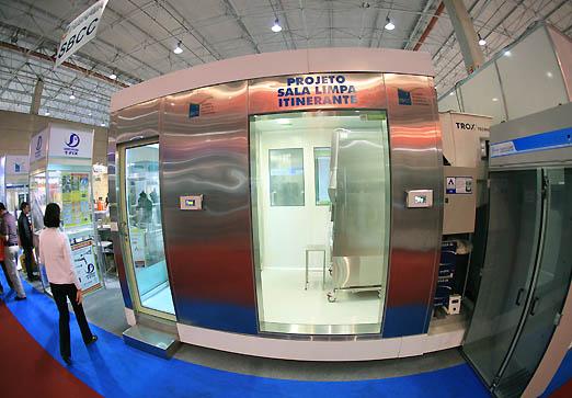 Feira reuniu grandes marcas do setor de HVAC-R