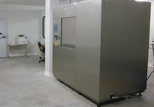 Autoclaves e a esterilização por calor úmido
