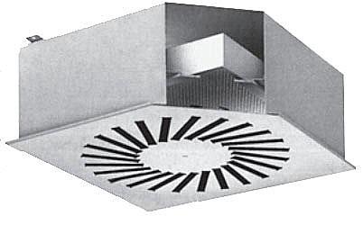 Caixa terminal para filtros de alta eficiência. Divulgação TROX