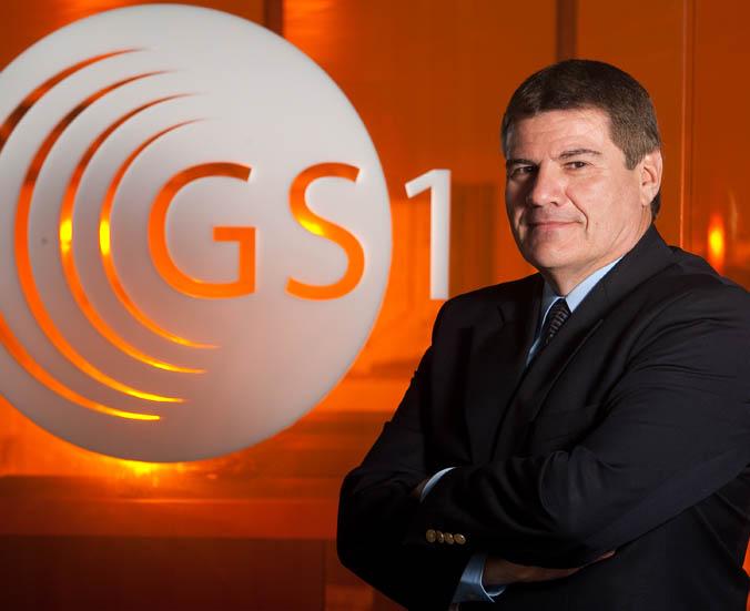 João Carlos de Oliveira, prresidente da GS1.
