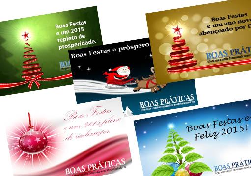 Sistema Boas Práticas oferece serviço de produção e envio de cartões de fim de ano