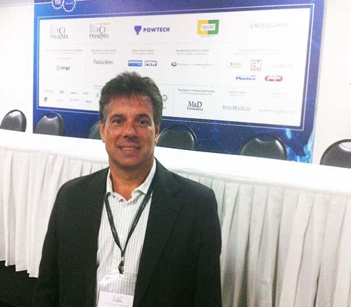 Fernando Cruz, da Baktron.