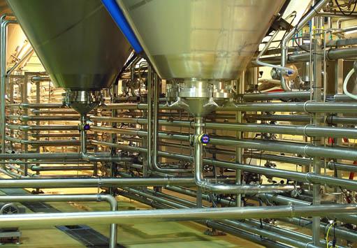 Aços inoxidáveis para equipamentos e instalações farmacêuticas