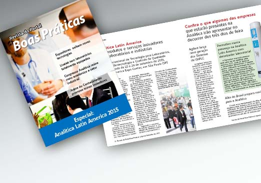 Leia a Revista Digital do Portal Boas Práticas - Especial Analitica Latin America
