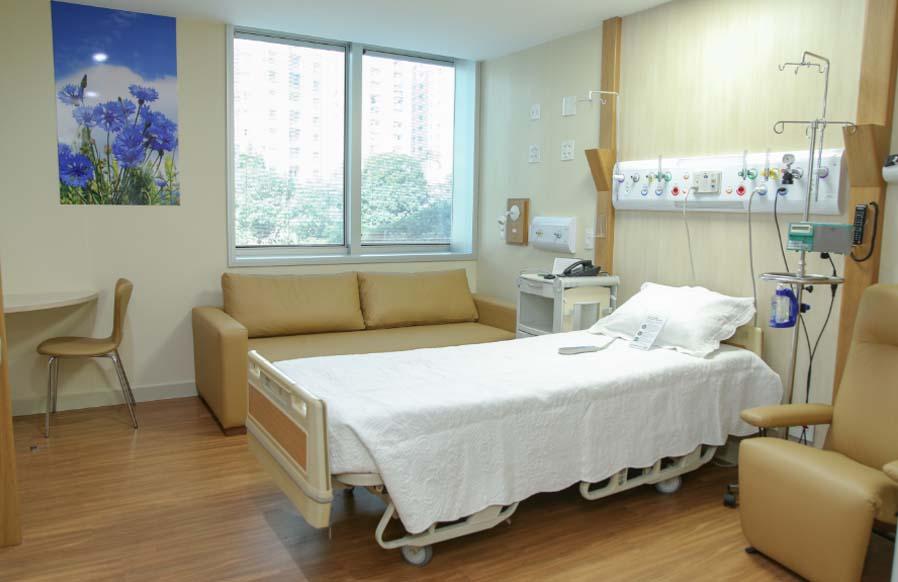 Hospital 9 de Julho inaugura ala de Onco-Hematologia Infantil