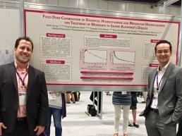 Aché apresenta estudo de bioequivalência na Conferência Internacional das Associações de Alzheimer