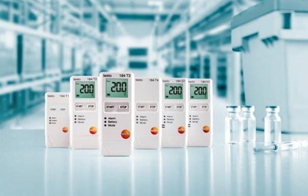 Testo possui soluções para monitoramento climático e documentação de dados durante transporte farmacêutico