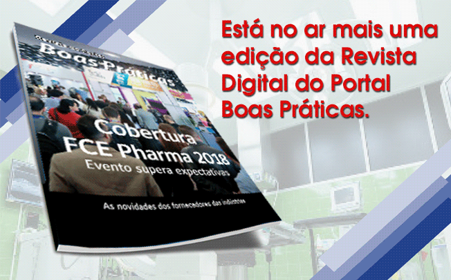 No ar, mais uma edição da Revista Digital do Portal Boas Práticas