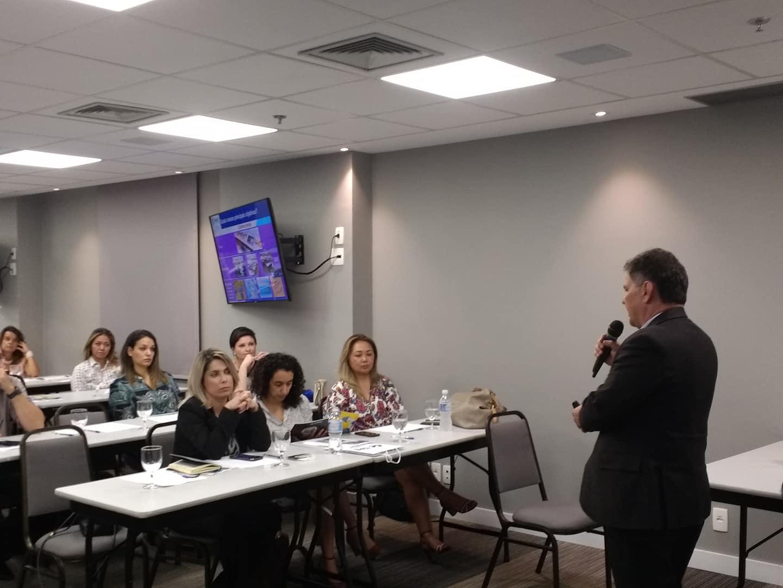 ISPE promove reunião sobre planejamento das atividades