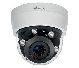 ILLUSTRA faz parte do rol de grandes marcas do mercado de CFTV Divulgação