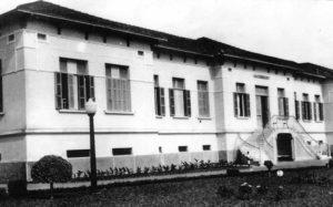 Primeiro prédio da Maternidade de Campinas - Divulgação