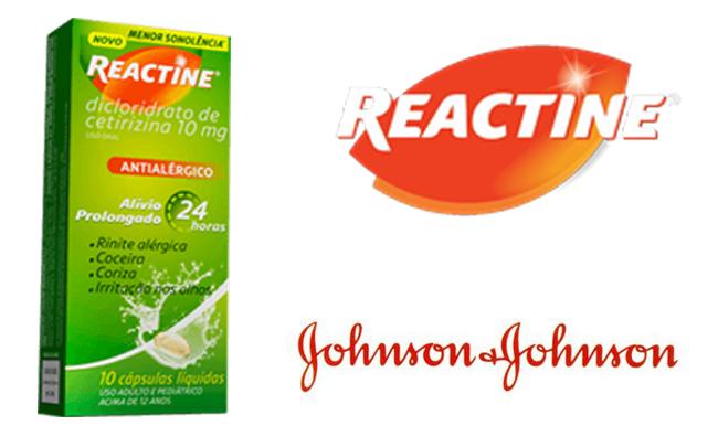 Johnson & Johnson lança REACTINE®, primeiro antialérgico em cápsulas líquidas no Brasil