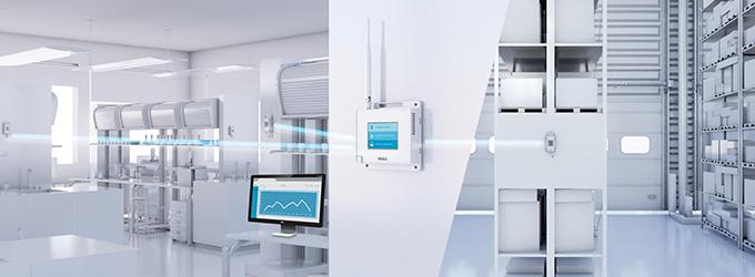 Sistema de Monitoramento Vaisala viewLinc