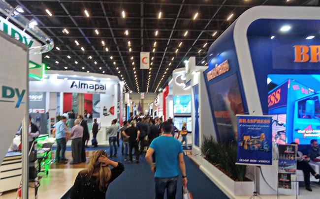 Maior evento da indústria farmacêutica e de cosméticos da América Latina chega ao fim da sua 24ª edição no São Paulo Expo