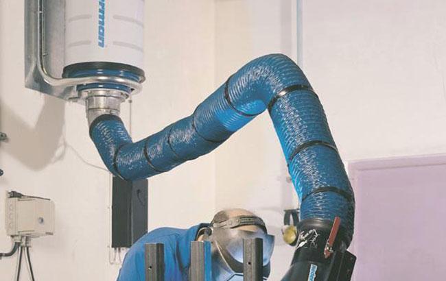 Na Febrava a Nederman do Brasil levará seu lançamento exclusivo para exaustão e filtragem de odores industriais