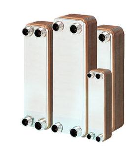 Última geração de trocadores de calor a placas da Danfoss tem padrão único de canal de placa ondulada, que permite a otimização de matéria-prima e melhora a transferência de calor Divulgação