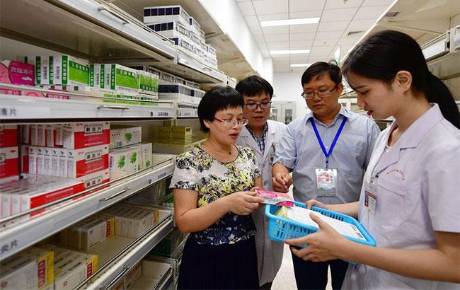Crescimento do mercado farmacêutico chinês beneficiará empresas estrangeiras