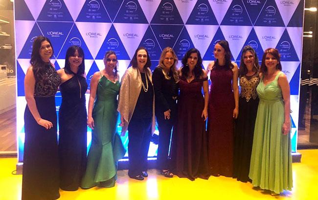 L'Oréal, UNESCO e ABC premiam sete cientistas brasileiras no Rio de Janeiro