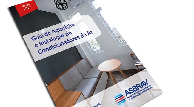 ASBRAV apresenta guia sobre instalação de ar condicionadores