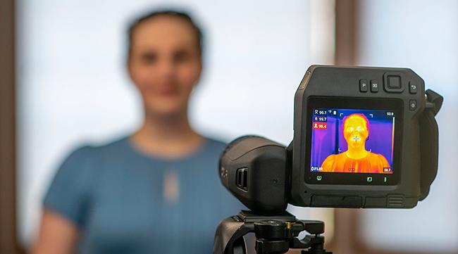 Saiba por que câmeras termográficas são fundamentais para empresas durante a pandemia do COVID-19