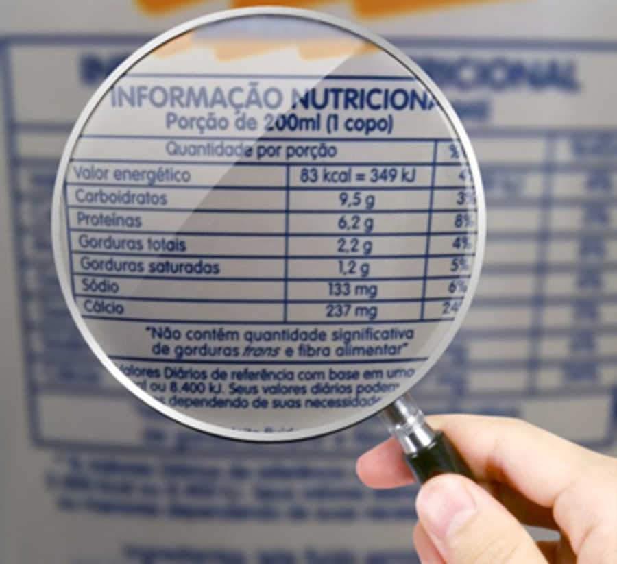 Nova norma de rotulagem nutricional