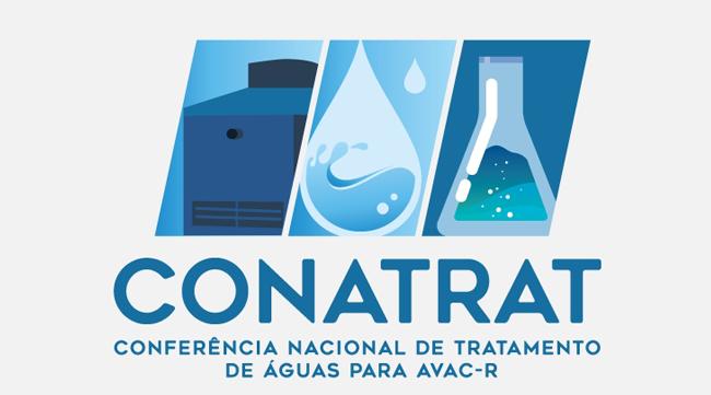 Crise hídrica e energética estão entre os temas da CONATRAT que abordará o tratamento de águas para sistemas de ar-condicionado central e refrigeração
